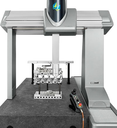 Hexagon Manufacturing Intelligence GLOBAL S measuring machine