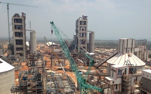 Holcim Narogang and Tuban