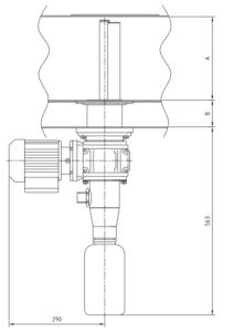 Air Slide Sampler (AS)
