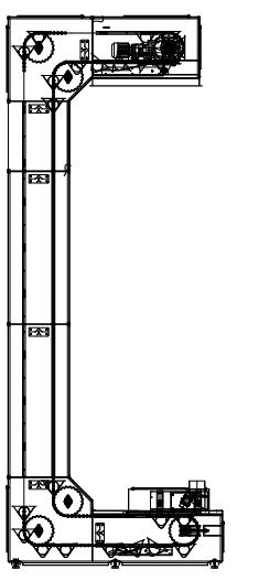 Bucket Chain Elevator (BCE)