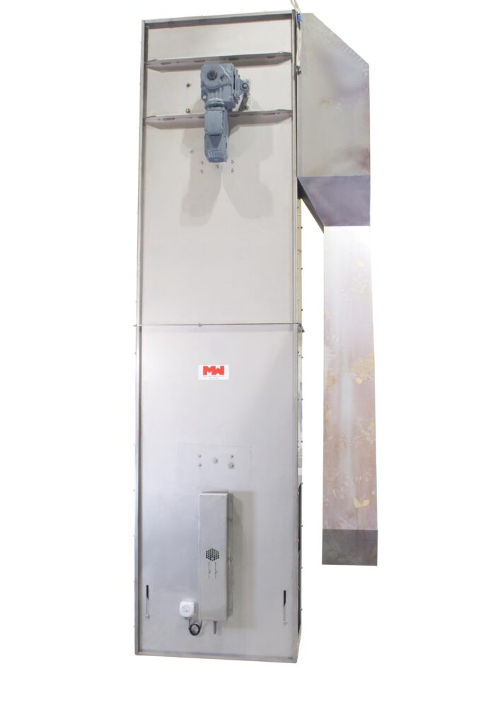 Bucket Belt Elevator (BBE)