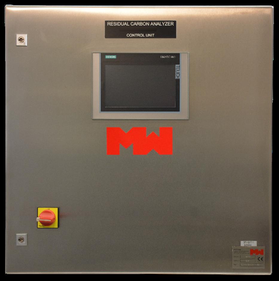 Unburned Carbon Online Analyzer (UBC-2200)