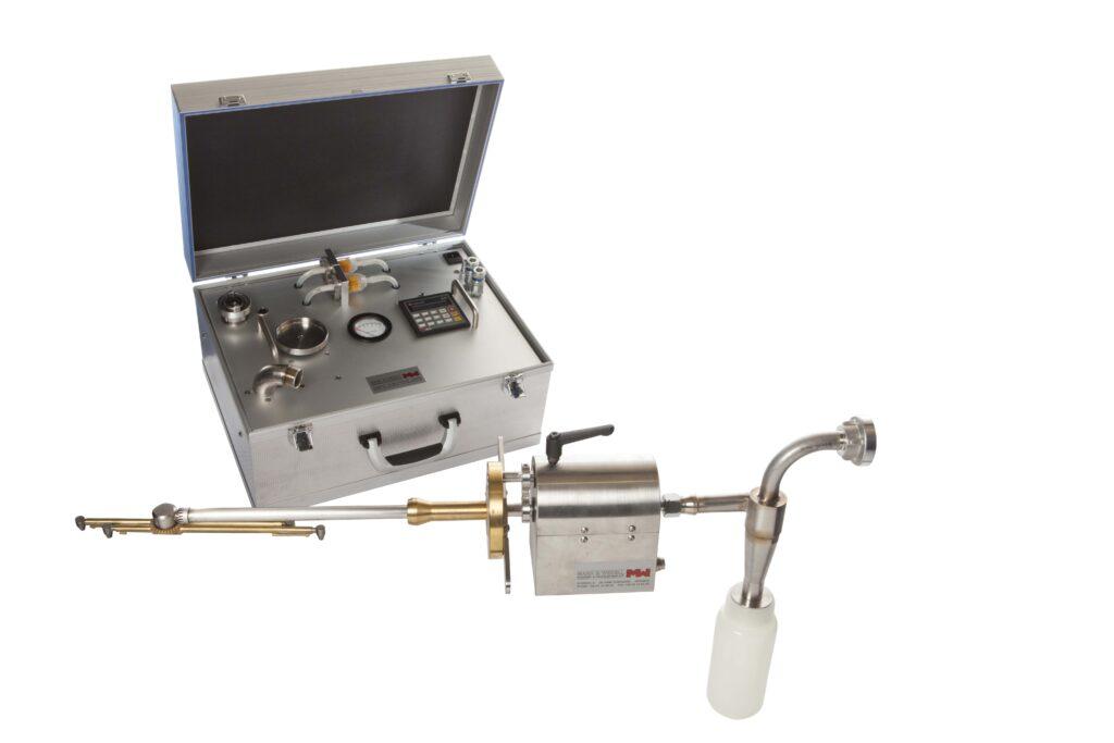 Pulverized Fuel Sampler Automatic (PFSA)