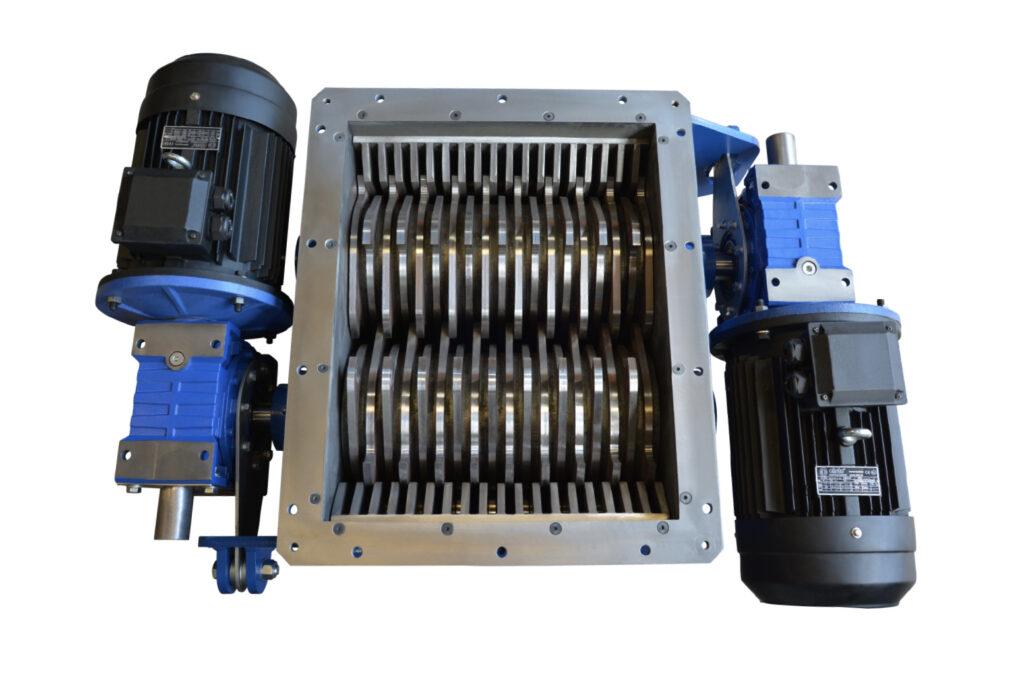 Twin Roll Shredder (TRS) 3