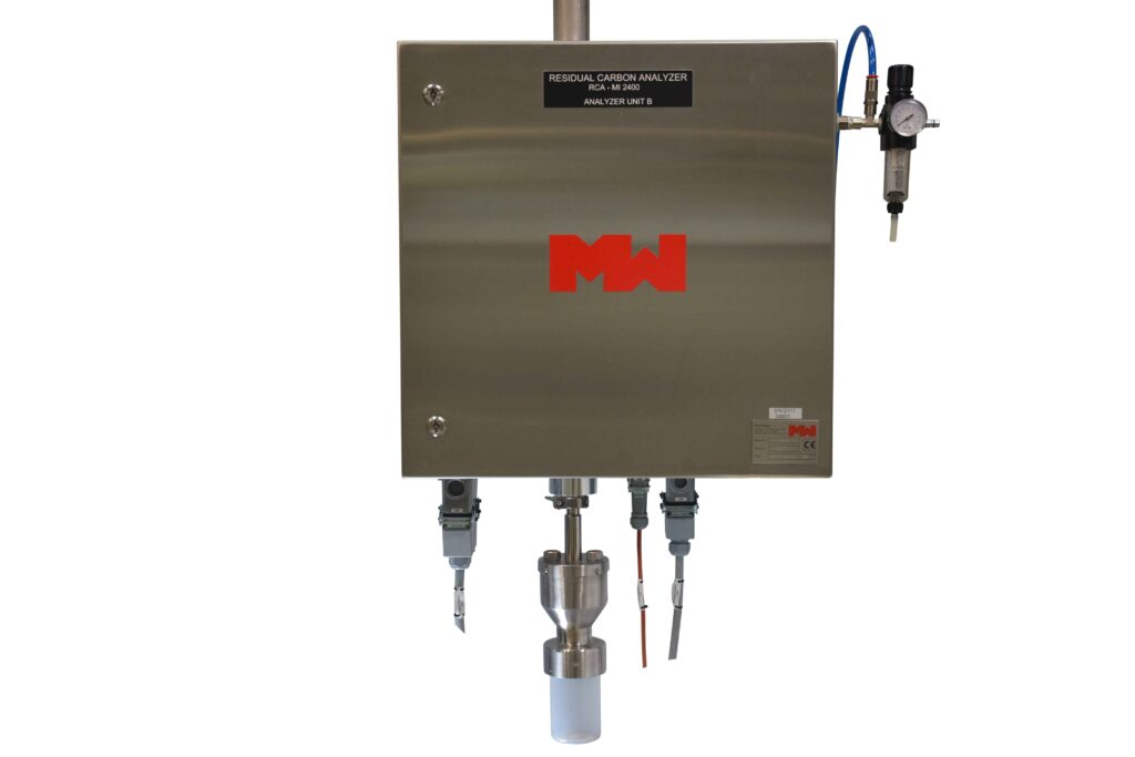 Unburned Carbon Online Analyzer (UBC-2400)