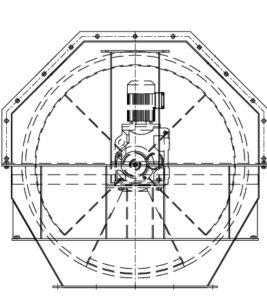 Vertical Disc Divider (VDD)