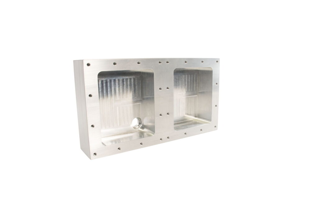 M&W Reference chamber aluminum 02