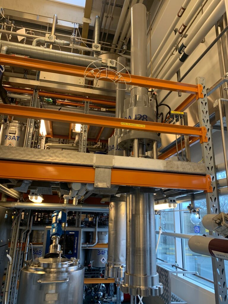 Novo Nordisk - HPLC columns for insulin production - Co-operation for 40+ years
