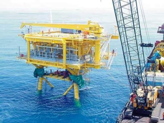 Espoir Oil and Gas Field Development Project - 2017