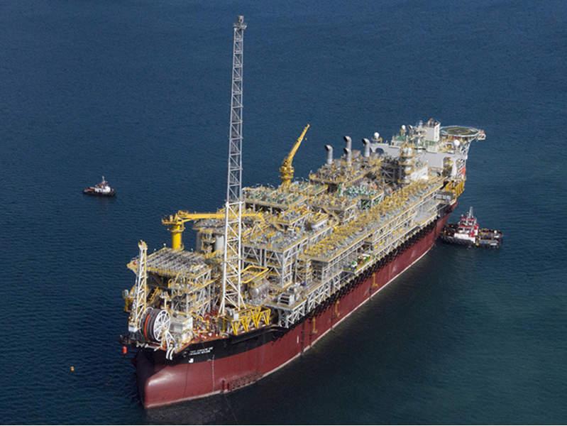 Sepia oil field development project - 2019